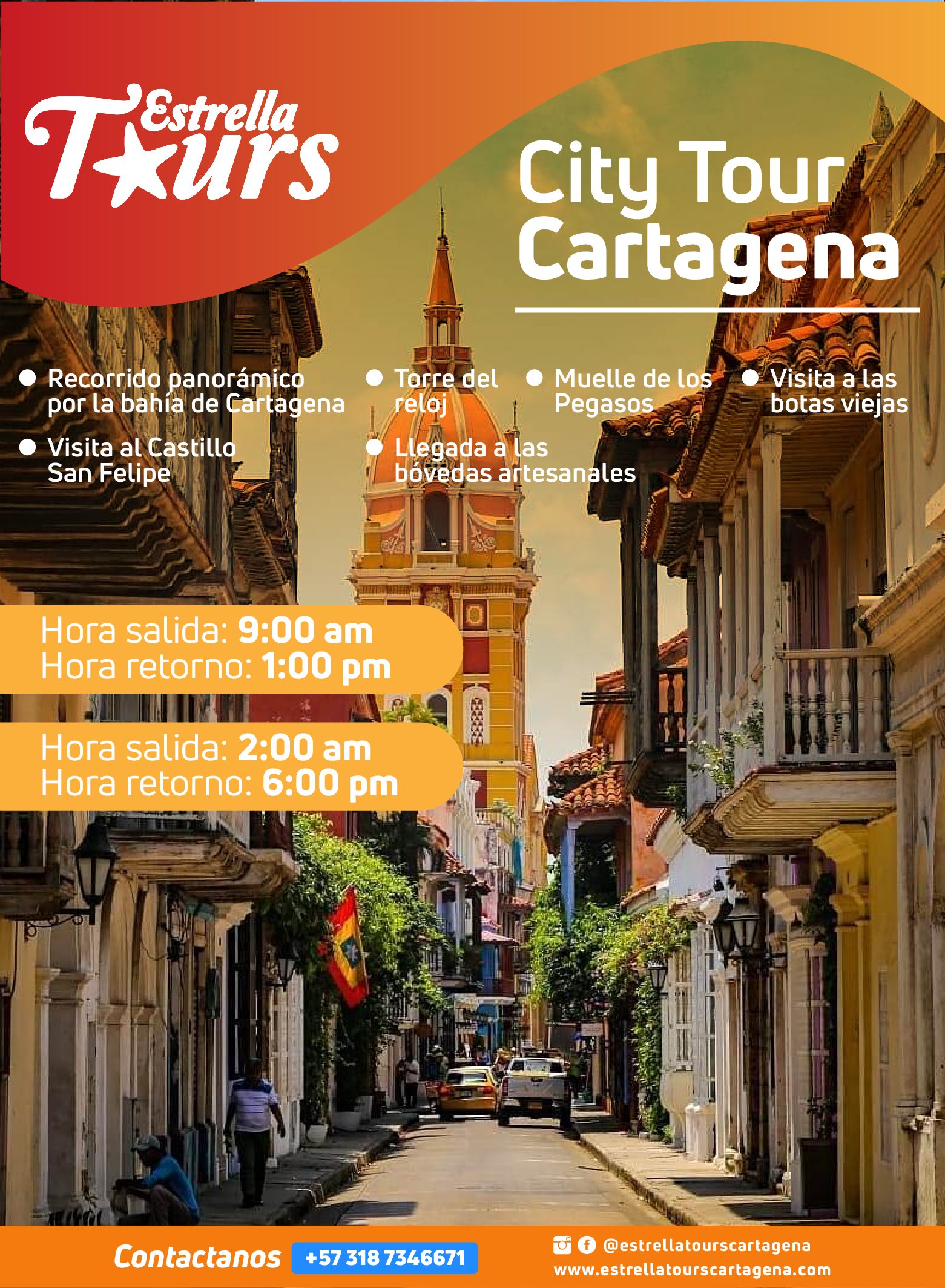 City tour_cartagena