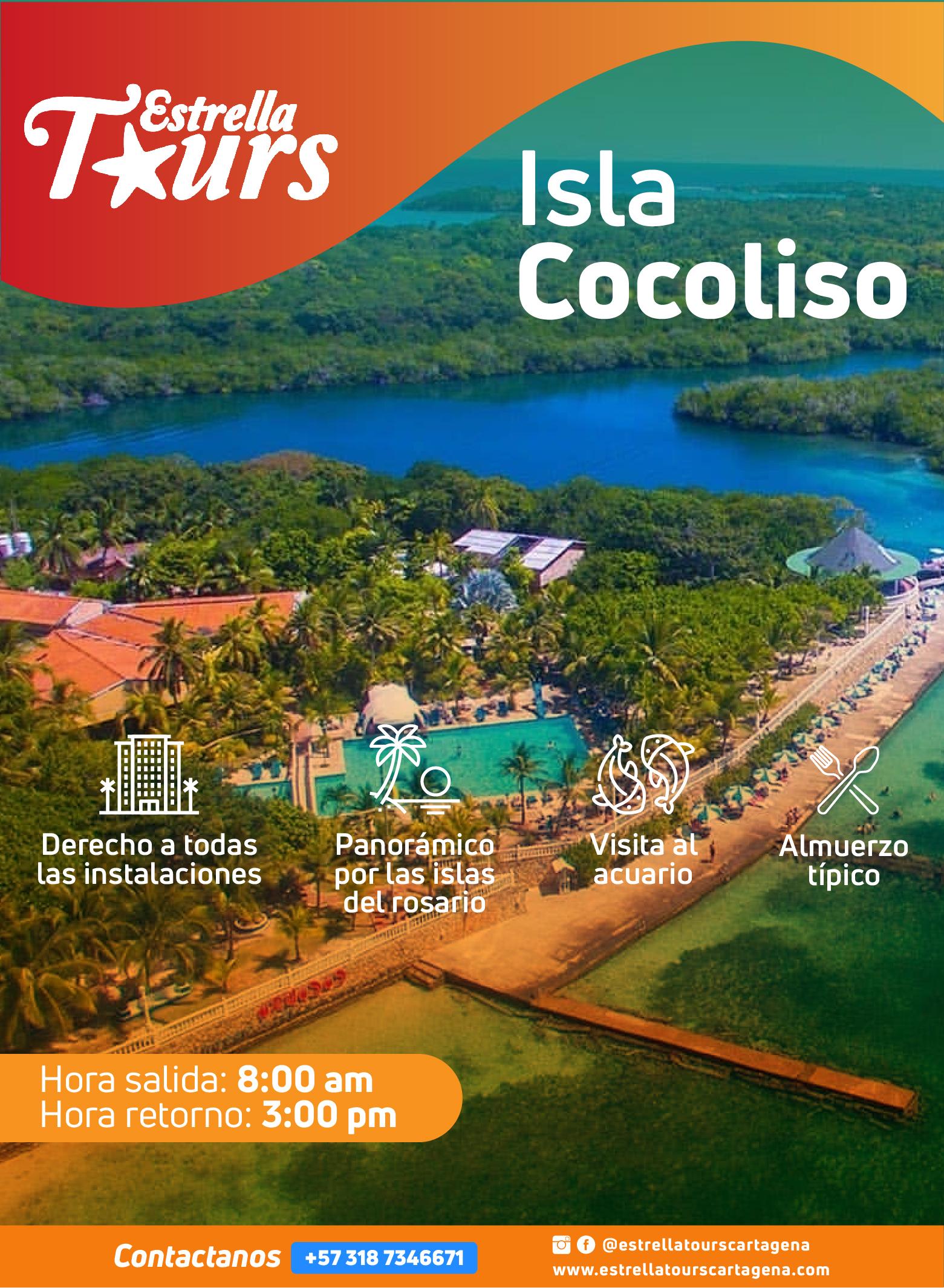 Pasadia_isla cocoliso