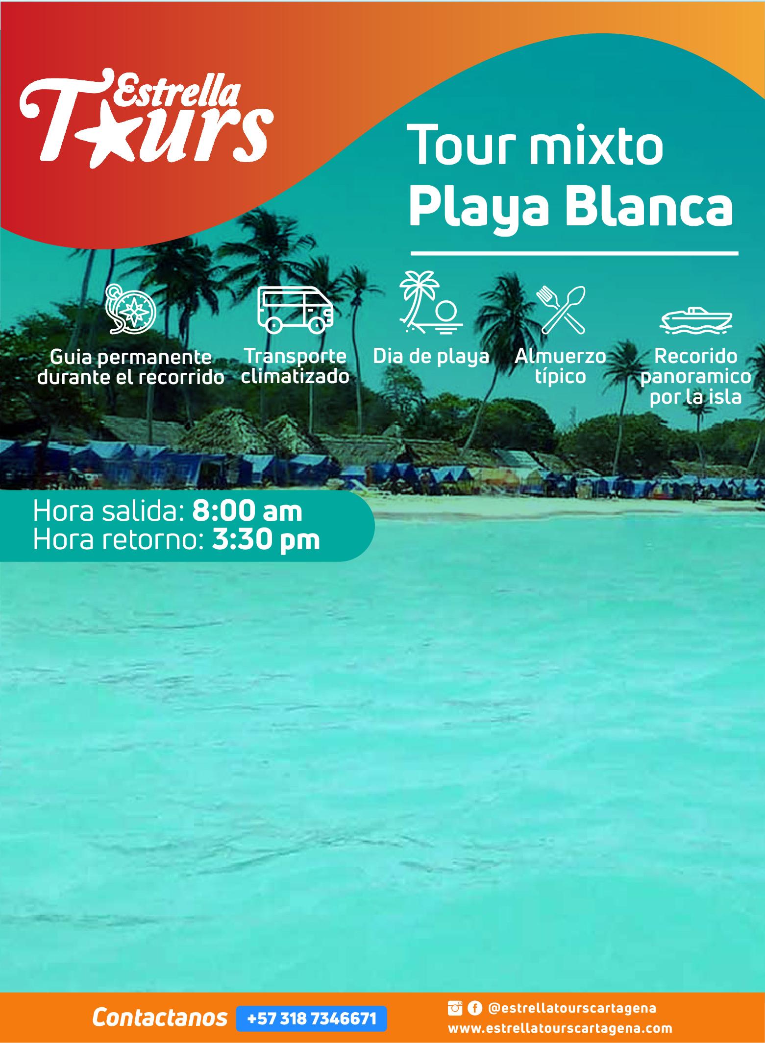 Tour_Playa blanca mixto