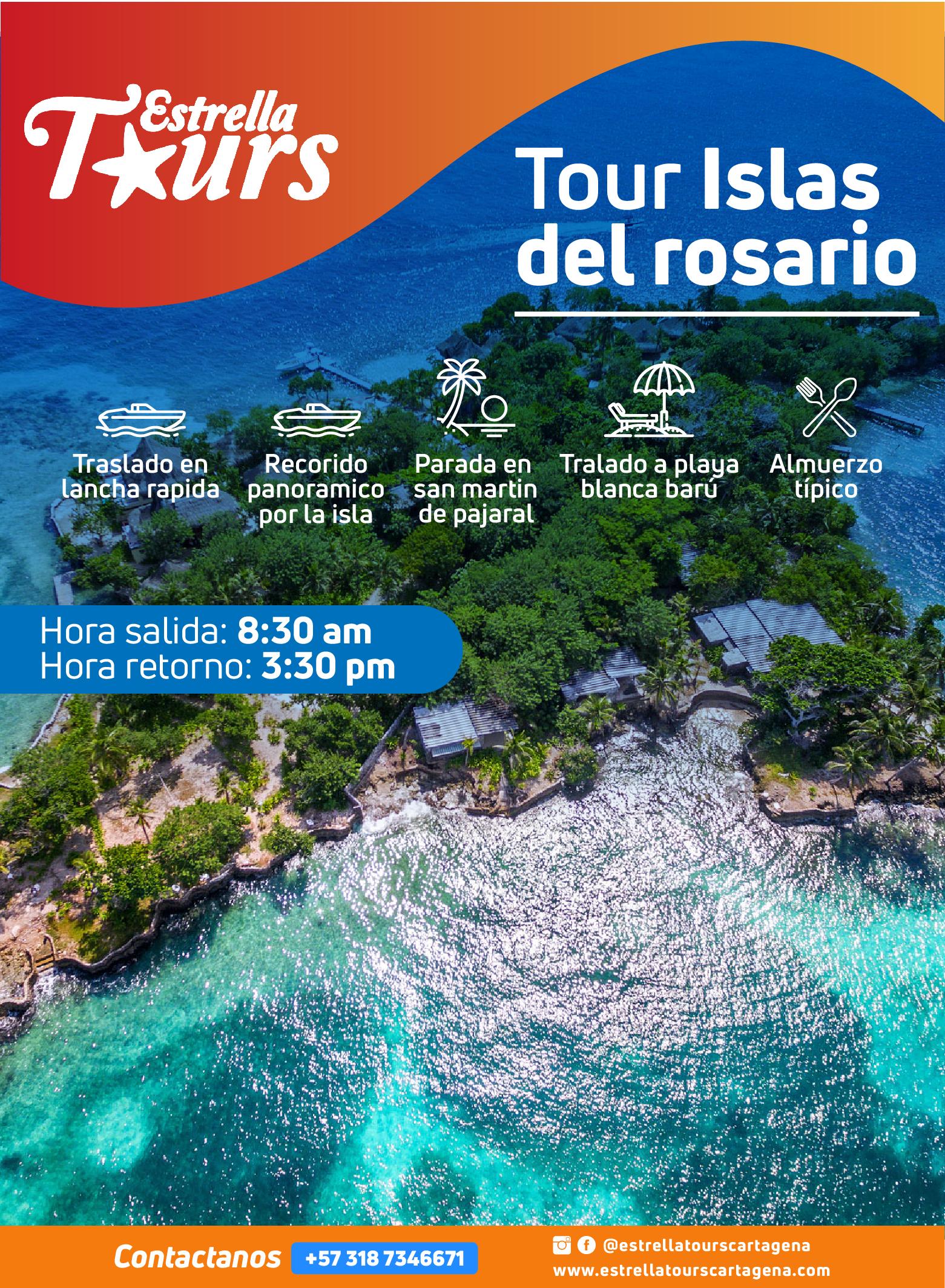 Tour_islas del rosario
