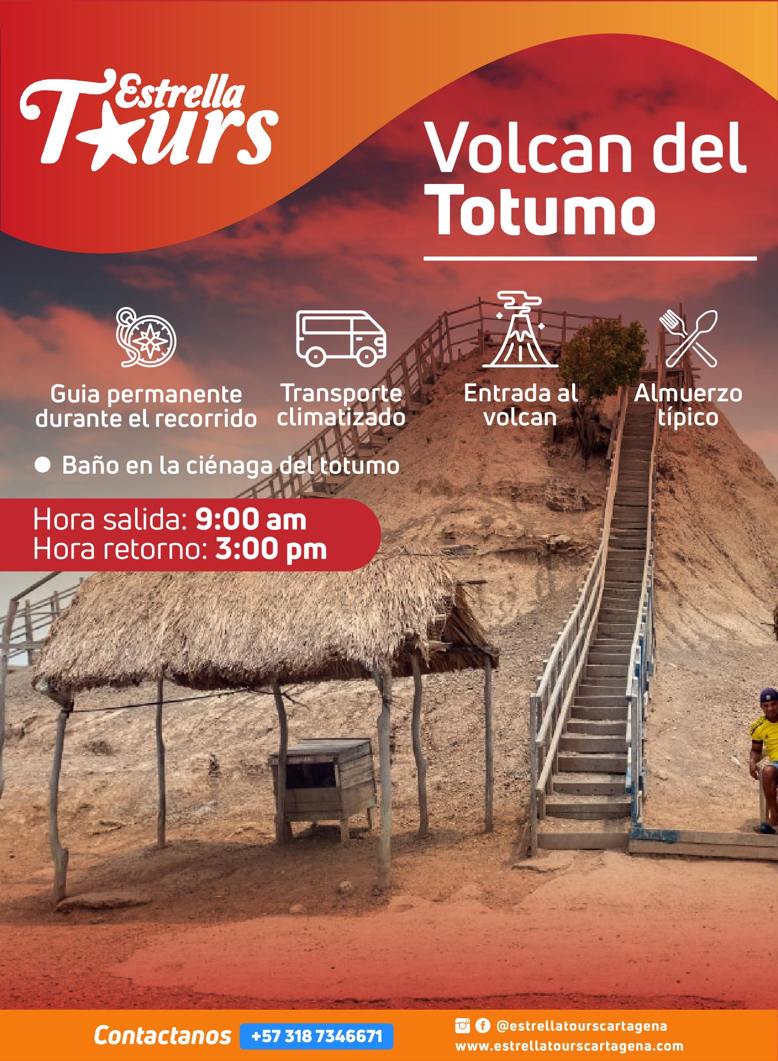 Tour_volcan del totumo