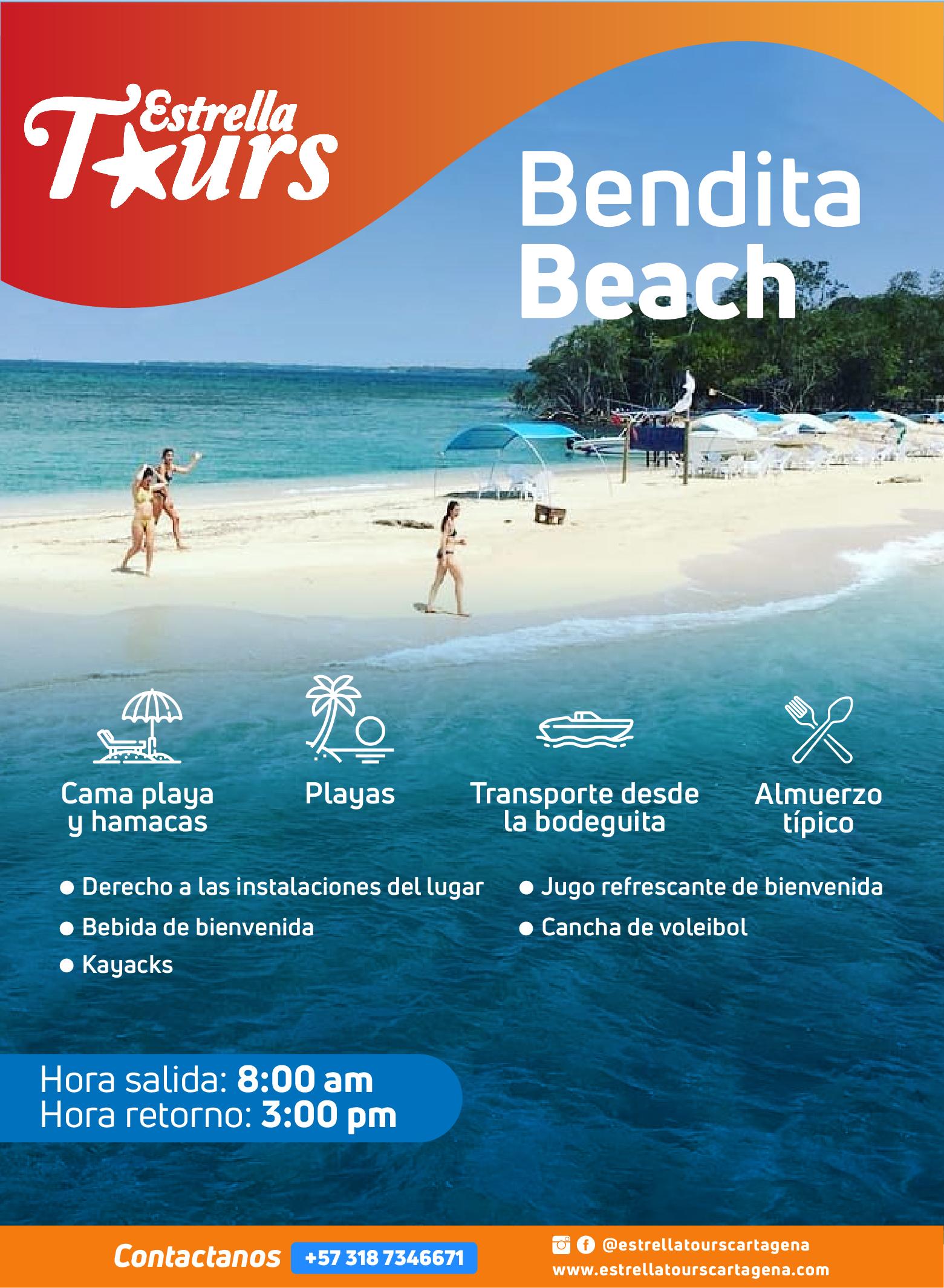 Pasadia_bendita beach