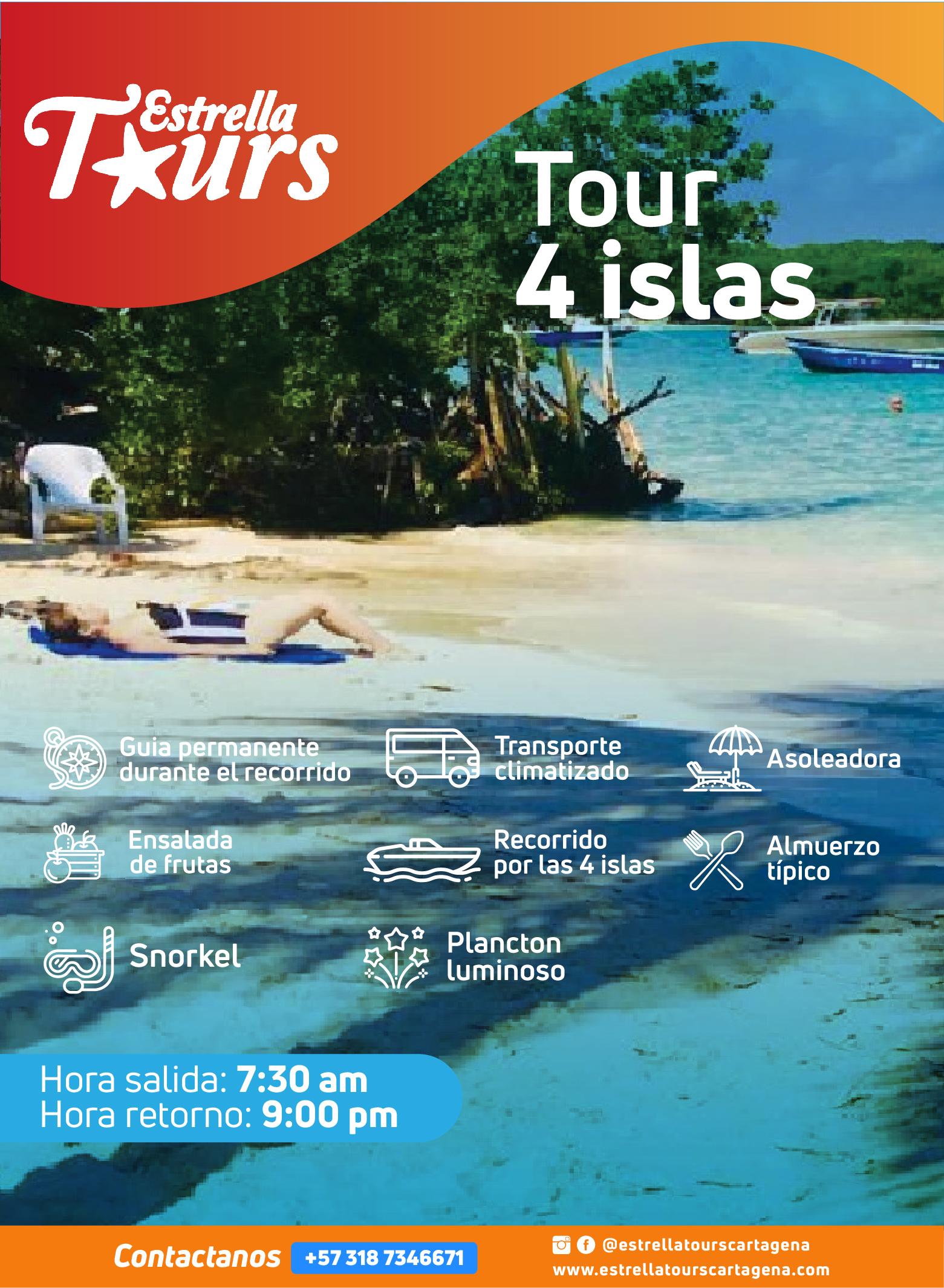 Tour_4 islas