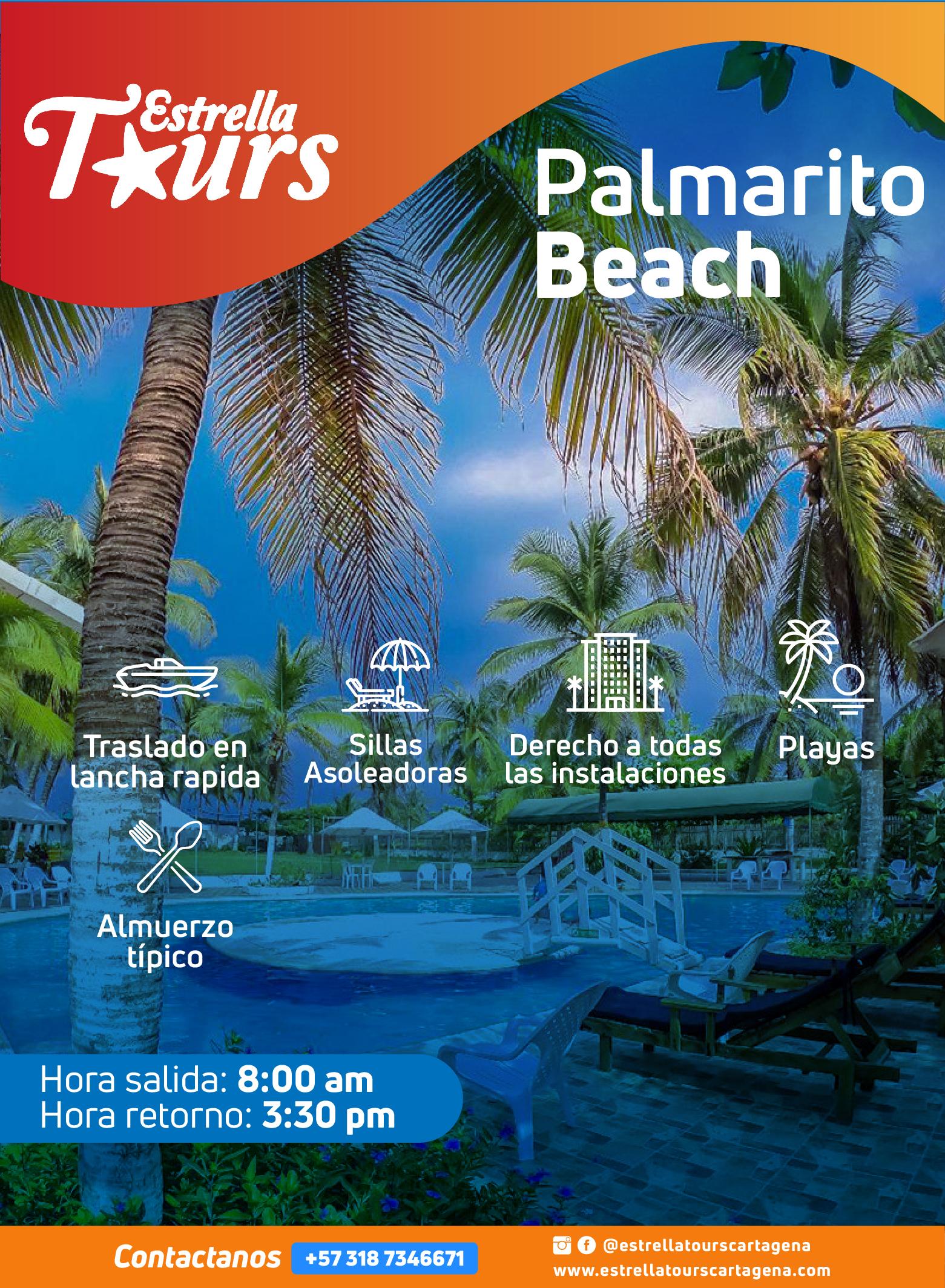 Palmarito beach_pasadia