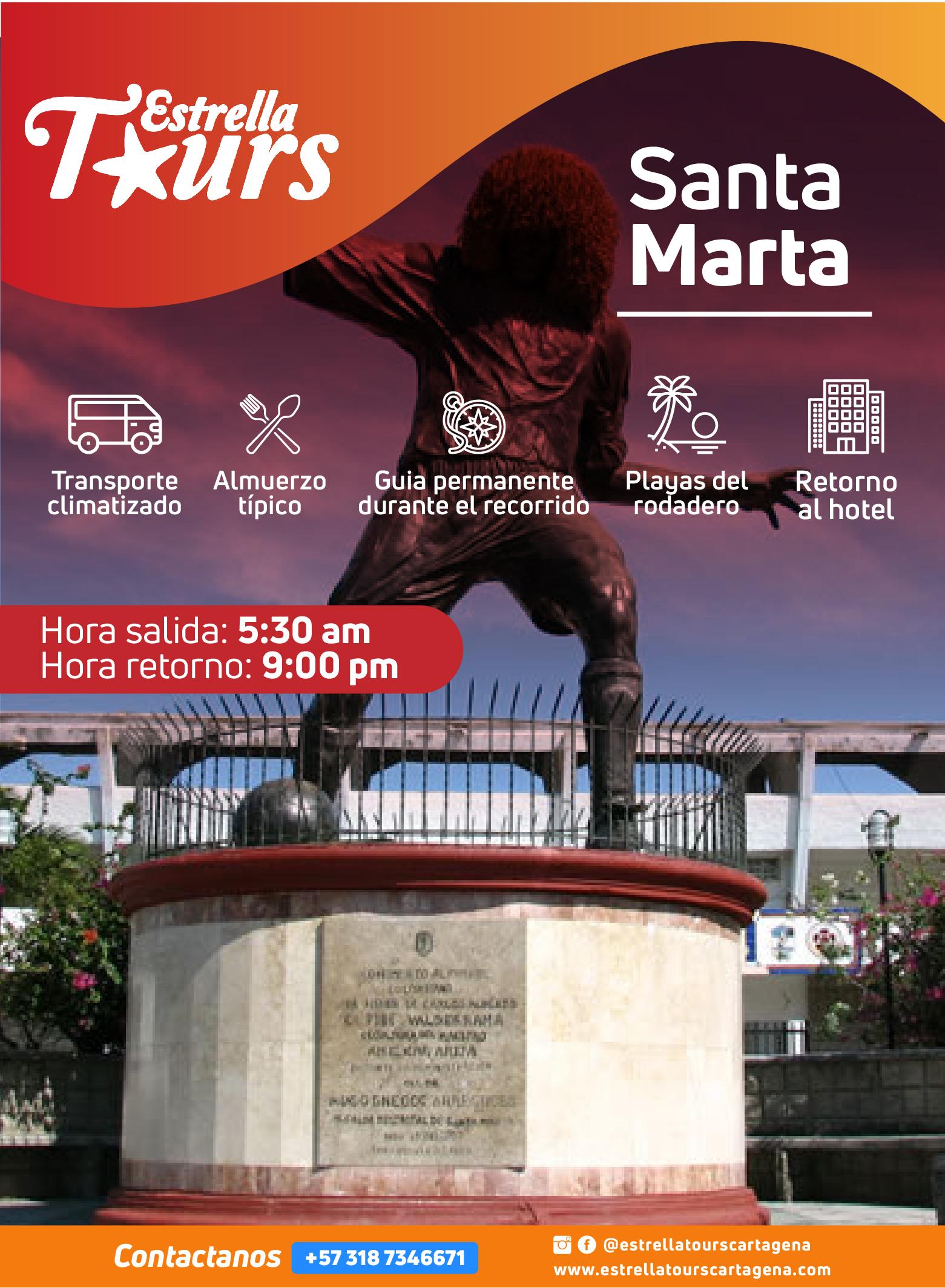 Santa marta_tour